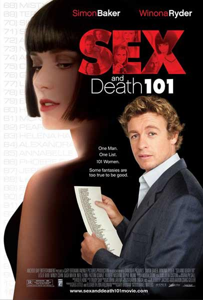 Sex and Death 101 (2007) - Movie Poster