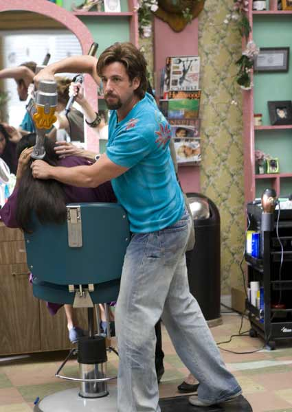 You Don\''t Mess with the Zohan (2008)