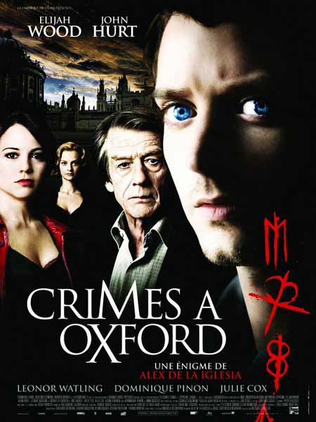 The Oxford Murders (2008) - Movie Poster