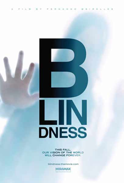 Blindness (2008) - Movie Poster