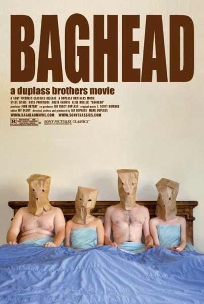 Baghead (2008) - Movie Poster