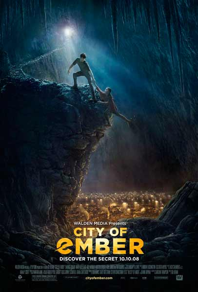 City of Ember (2008) - Movie Poster