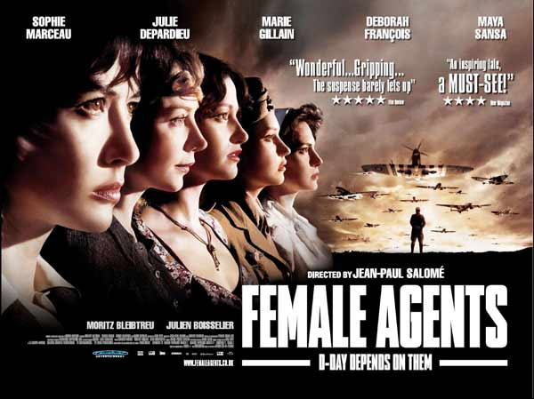 Female Agents (2008) - Movie Poster