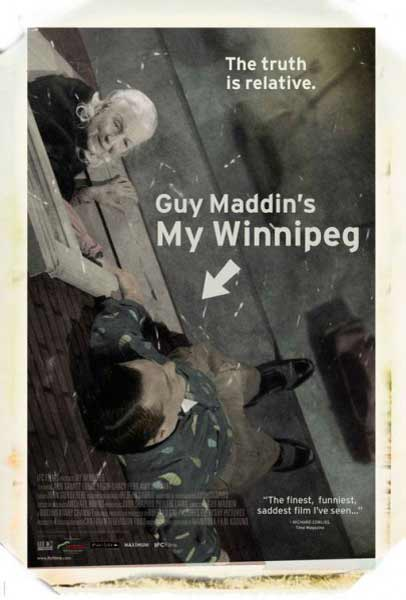 My Winnipeg (2007) - Movie Poster