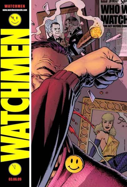 Watchmen (2009) - Movie Poster
