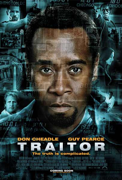 Traitor (2008) - Movie Poster