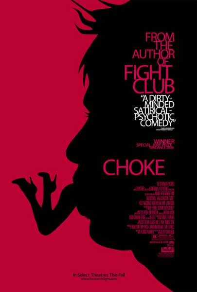 Choke (2008) - Movie Poster
