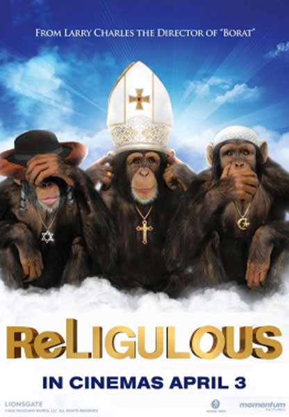 Religulous (2008) - Movie Poster