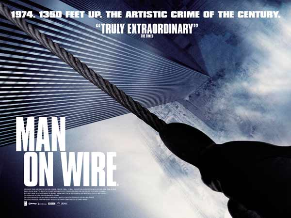 Man on Wire (2008) - Movie Poster