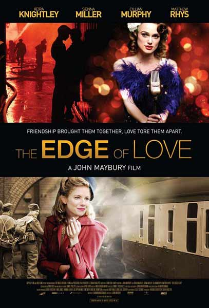 Edge of Love, The (2008) - Movie Poster