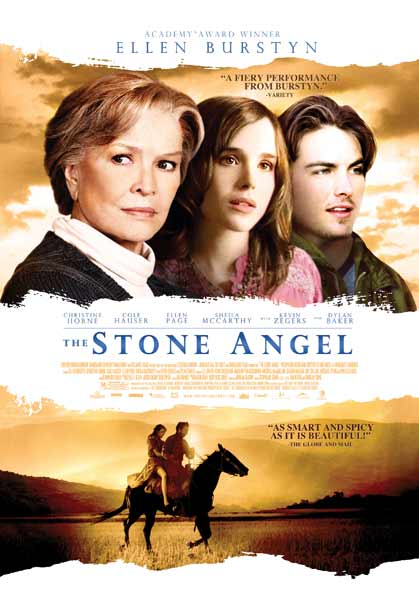 The Stone Angel (2007) - Movie Poster