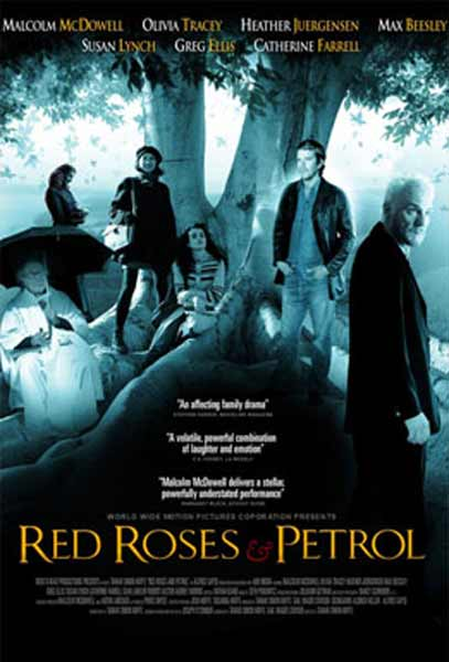 Red Roses and Petrol (2003) - Movie Poster
