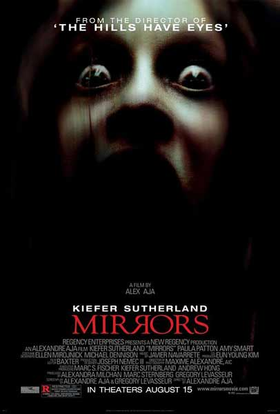 Mirrors (2008) - Movie Poster