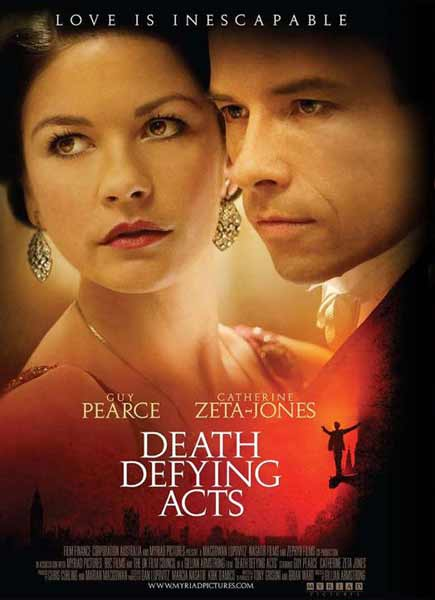 Death Defying Acts (2007) - Movie Poster
