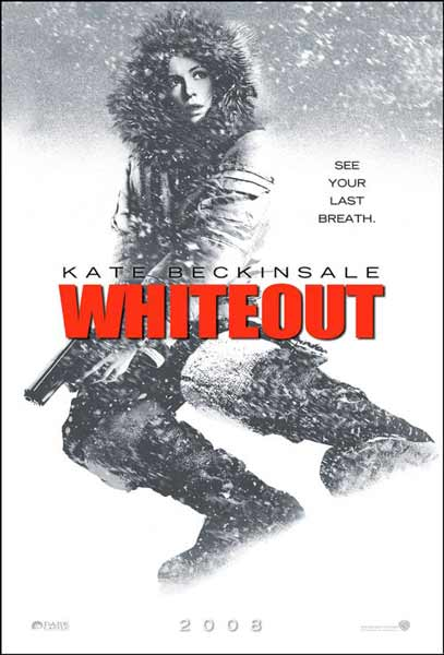 Whiteout (2008) - Movie Poster
