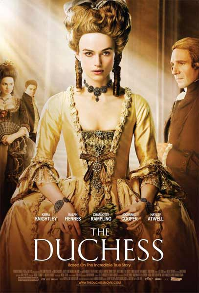 The Duchess (2008) - Movie Poster