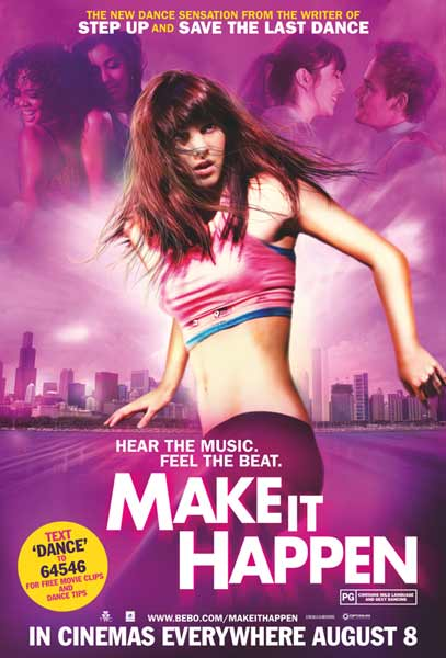 Make It Happen (2008) - Movie Poster