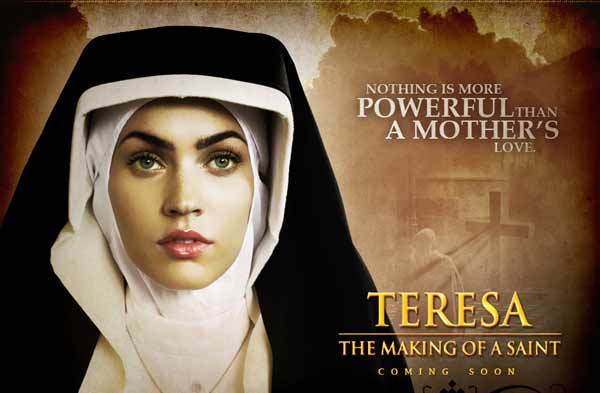 Teresa: The Making Of A Saint (2008) - Movie Poster