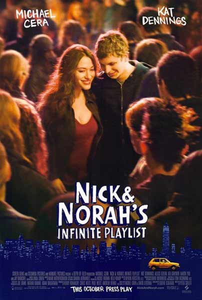 Nick and Norah\'s Infinite Playlist (2008) - Movie Poster