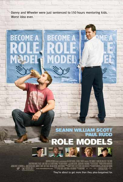 Role Models (2008) - Movie Poster
