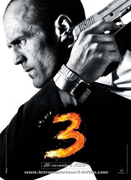Transporter 3 (2008) - Movie Poster