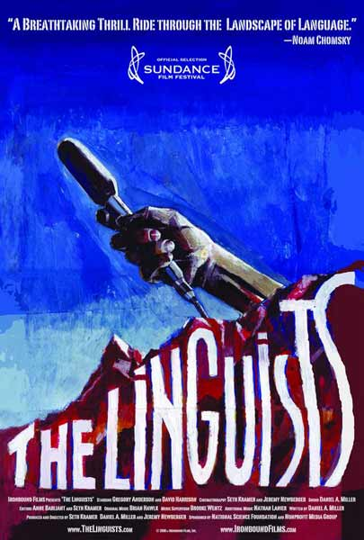 The Linguists (2008) - Movie Poster