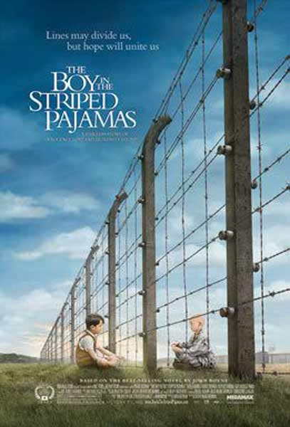 The Boy in the Striped Pyjamas (2008) - Movie Poster