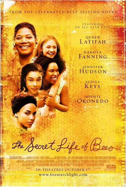 The Secret Life of Bees (2008) - Movie Poster
