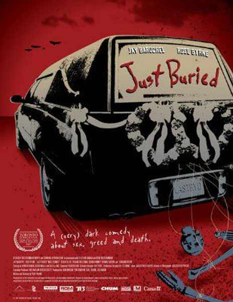 Just Buried (2007) - Movie Poster