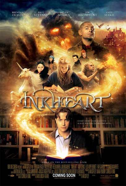 Inkheart (2008) - Movie Poster