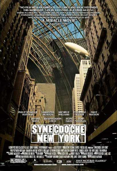 Synecdoche, New York (2008) - Movie Poster