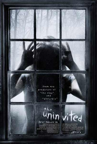 Uninvited, The (2009)  - Movie Poster