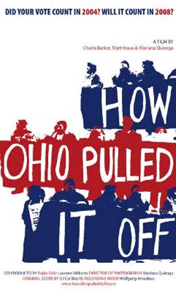 How Ohio Pulled It Off (2007) - Poster