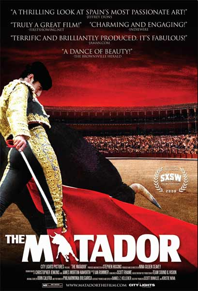 The Matador (2008) - Movie Poster