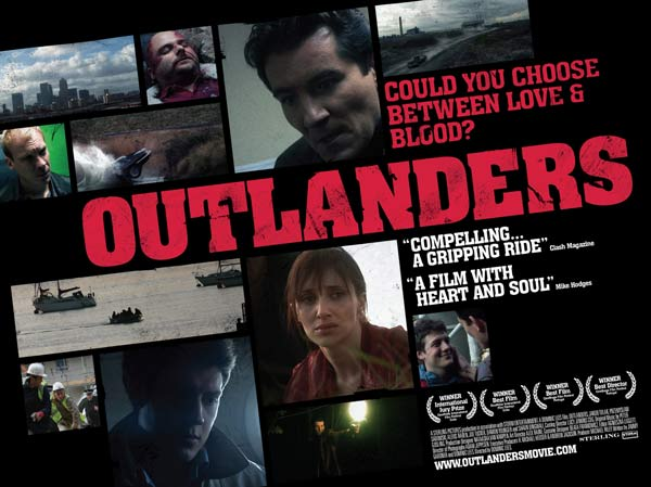 Outlanders (2007) - Movie Poster