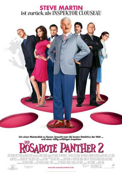 Pink Panther 2 (2009) - Movie Poster