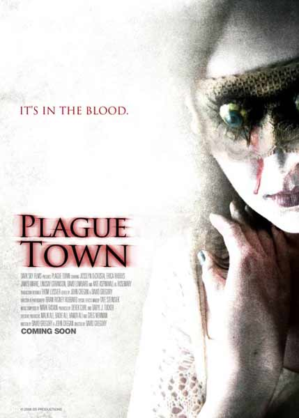 Plague Town (2008) - Movie Poster
