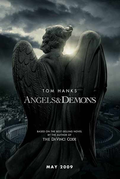 Angels & Demons (2009) - Movie Poster