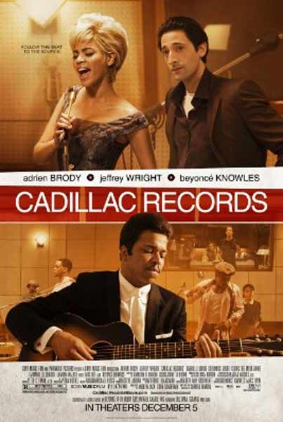 Cadillac Records (2008) - Movie Poster