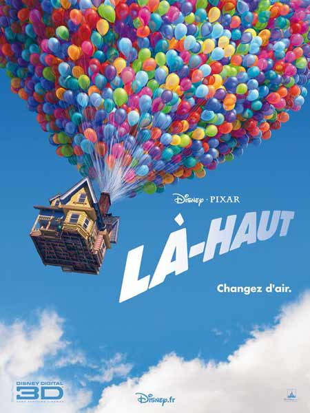 Up (2009) - Movie Poster