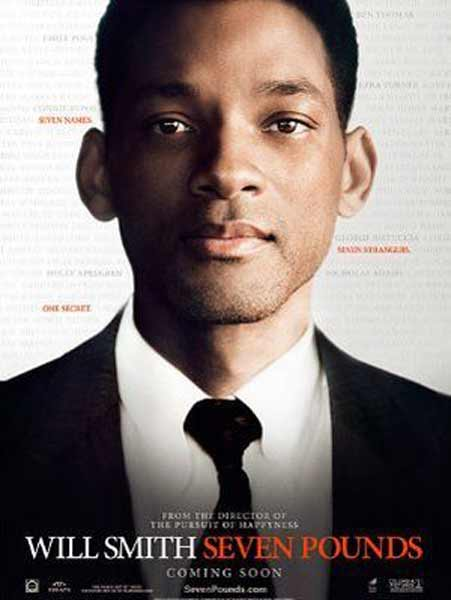 Seven Pounds (2008) - Movie Poster