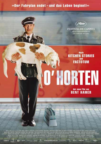 O\' Horten (2007) - Movie Poster