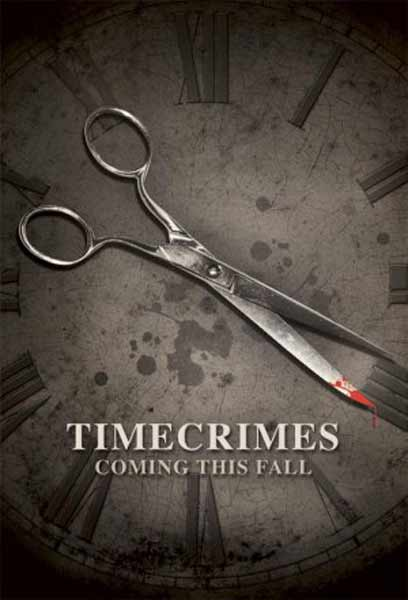 Timecrimes (2007) - Movie Poster