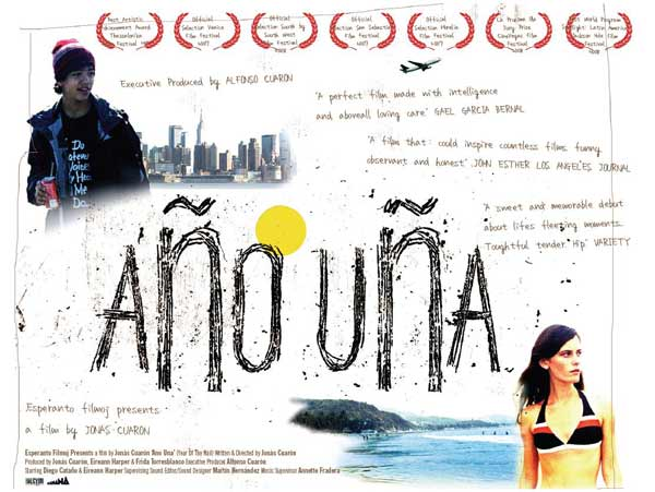 Año uña (2007)  - Movie Poster