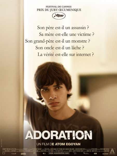 Adoration (2008) - Movie Poster