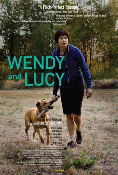 Wendy and Lucy (2008) - Movie Poster