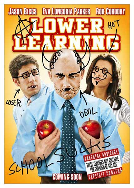 Lower Learning (2008) - Movie Poster
