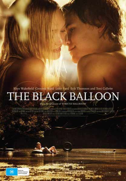 The Black Balloon (2008)  - Movie Poster