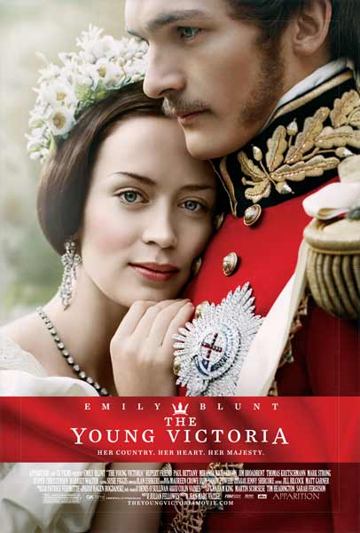 Young Victoria, The (2009) - Movie Poster