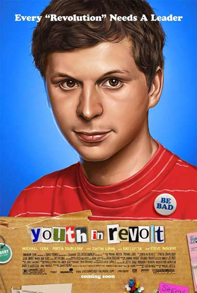 Youth in Revolt (2009) - Movie Poster